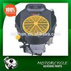 Genuine 14.4kw 764cc loncin diesel lawn mower engine
