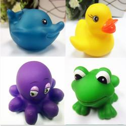 2014 New Spot Baby Bath Toys Animals