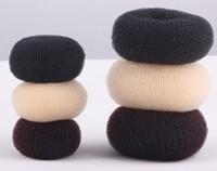 Cream Magic Hair Donut Hair Accessories Bun Pieces
