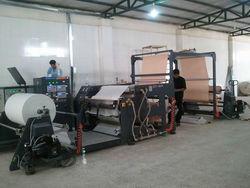 hot melt adhesive tape coating machine for tamper security tape hot melt coating machine