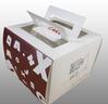 environmental take away paper cake box/dessert box/ candy box/food box/gift box