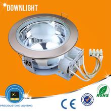 2x18W glass round circumvolve light fixture