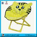 De dibujos animados hermosa silla de playa plegable kc-c117