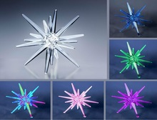 led star light decoration,decorative light for home decoration