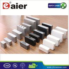 DAIER aluminum enclosure for power amplifier