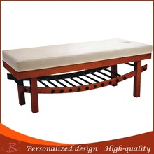 clearance price attractive and durable adjusted spa massage table wood facial tanner tanning