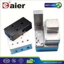 DAIER aluminum extrusion enclosure made in china