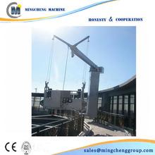 steel and aluminum materials Building Maintenance Unit
