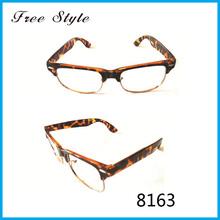 2014 optical promotional sunglasses logo print sunglasses-8163