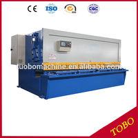 shearing machine QC12Y-8X3200 chinese new CNC NC hydraulic medical equipment machinery swing beam machine