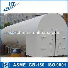 gasoline underground storage tank/pressure vessel