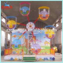 Amazing price playground amusement park children ferris wheel with different types