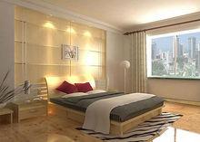 latest hotel wooden bedroom furniture