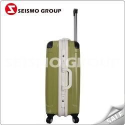 international carry-on luggage abs+pc animal school trolley luggage