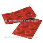 2014 new design silicone bakeware,silicone cake mold,donut mold silicone mold meet FDA standard