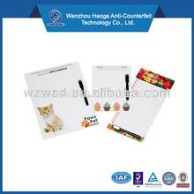magnetic fridge whiteboard