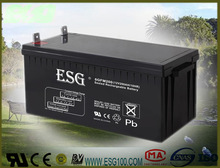 lead acid battery dry 200 amps
