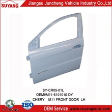 JUNCHENG CHINESE VEHICLE IRON PARTS REPLACEMENT CHERY M11 FRONT DOOR