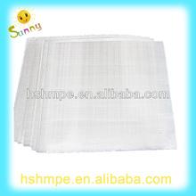 เส้นใยผ้าuhmwpeสเปกตรัมสำหรับการป้องกันกระสุนเสื้อกั๊ก