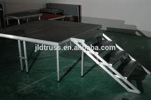 aluminum mobile plywood aluminum modular aluminum stage