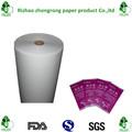 Bolso de la limpieza / enfermedad bolsa / bolsa residuos materia prima pe recubierto de papel