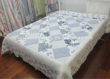 Arabic patchwork quilt/quilted stripe bedding sheet