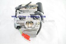 24mm PD24 Electric Choke Carby Carburetor for GY6 125cc 150cc Dirt Bike