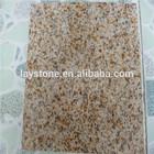 Fancy yellow floor tiles standard size