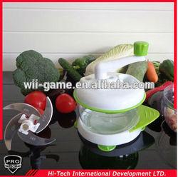 Vegetables Fruits Onion Herbs MASTER SLICER Salad Dicer Chopper Mandolin Spinner
