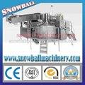 Venda quente completo- automático açoinoxidável barra de máquinas de sorvete