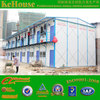 prefab modern steel house,low cost prefab modern steel house