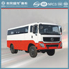 Off-road bus four by four