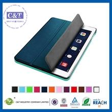 Fashion new product customized pu leathe case for ipad mini