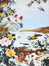 Crystal glass Mosaic glass mosaic wall art murals