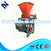 High Quality Direct Supply Low Cost Energy-Saving 24-Hour Keep Working Semi Automatic wood chip block press machine