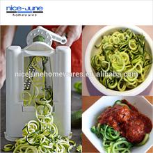 Fresh Veggie Pasta Maker spiral slicer