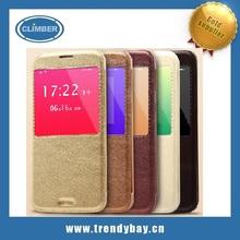 KLD brand flip leather case for SAMSUNG S5