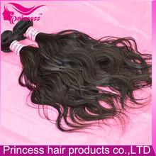 e hot sale100% natural 6A water wave remy hair,hair products, russian braiding hair