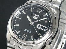 SEIKO WATCH SNK393K1 AUTOMATIC BRAND NEW AND ORIGINAL SEIKO WATCH
