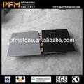 pfm xiamen de luxe chinois granit noir granit flammé brossé