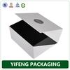 China high quality paper gift box, apparel paper box, T shirt box
