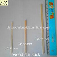 best quality birch wooden cappuccino maxim stick coffee