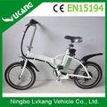 Eléctrico de tres ruedas con cubierta plegable de la bici eléctrica de la bicicleta eléctrica ebike e e -