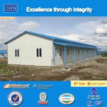 Prefabricated House , Light Steel Cheap Prefab House