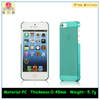 Case for iPhone 5S 5, Ultrathin Transparent Cover mobile phone bags&cases