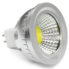 PSE 5W 450lm COB MR16 spot to replace 50w halogen lamp Odinlighting