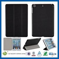 New Design of Mobile Phone flip smart case for ipad mini 2