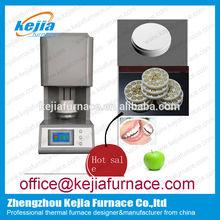 Fast zirconia bridge sintering furnace for HT zirconia dental unit