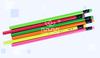 Personalized Neon Pencil HB Wooden Fluorescent Pencils