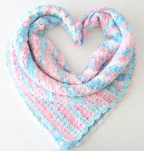Cute Baby Softer Blanket, Crochet Blanket for Newborn Baby, Baby Blanket